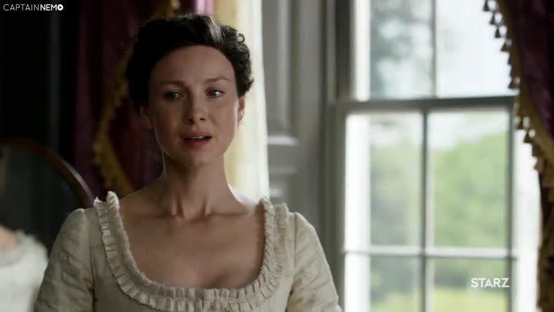 Outlander 4x02: Claire and Jocasta disagree about slavery