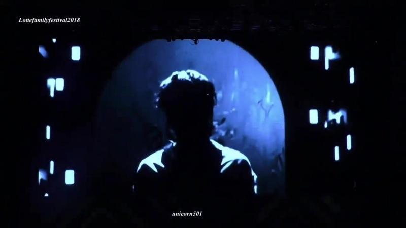 VIDEO 180622 - BTS 방탄소년단 - VCR de BTS en Lotte Family Concert ️ BTSXLotteFamil
