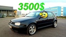 Авто з Європи Golf 4 !3500$ 1.9TDi 2002 рік пробіг 160 тис