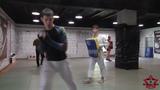 Тренировка от 25 августа по армейскому рукопашному бою, отрабатываем встречные удары ногами.