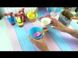 [Alisa DIY] 3 ЛИЗУНА БЕЗ КЛЕЯ и С клеем / ПРОВЕРКА РЕЦЕПТОВ ЛИЗУНОВ от ПОДПИСЧИКОВ // СЛАЙМ ИЗ ВОДЫ | Alisa DIY