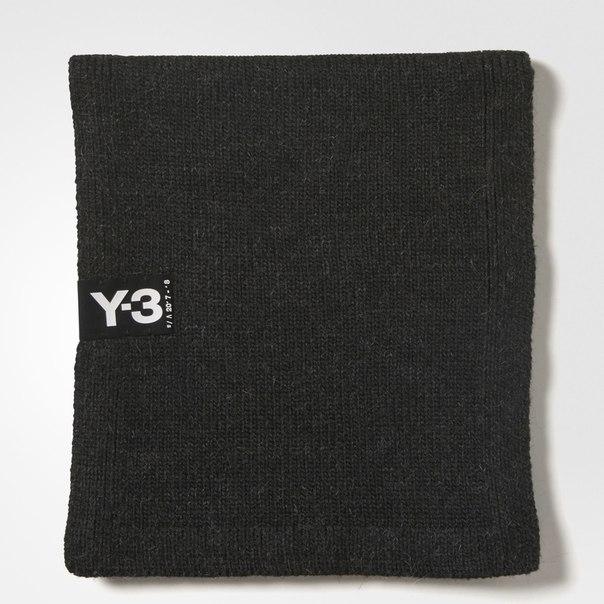 Шарф Y-3 Badge