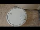 тестовый заезд Xiaomi vacuum cleaner