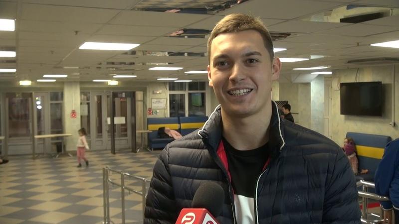 Дмитрий Атаманюк о матче с «Родиной»