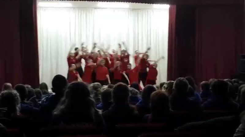 Мечтовский танец АКВИЛОН