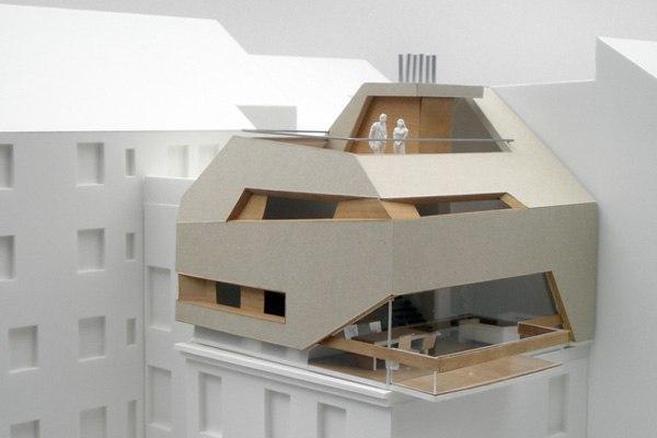 MEGATABS architekten /Private Architektur