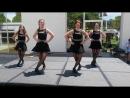 Ирландские танцы в Испании IRISH TREBLE DANZA IRLANDESA Brujas