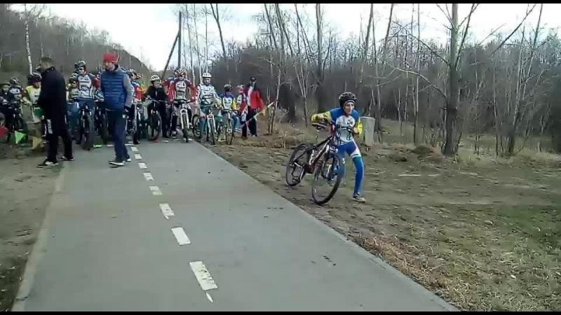 Открытие сезона по маунтинбайку г Тюмень