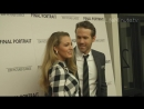 Ryan Reynolds and Blake Lively Attend Stanley Tuccis Final Portrait Movie Screening in NYC