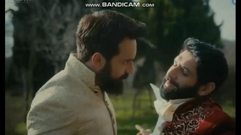 Султан Махмуд и Намык