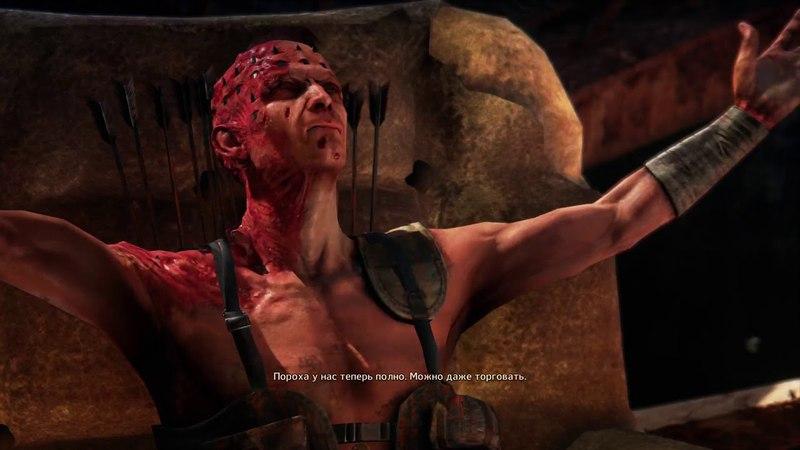 Прохождение Mad Max (Безумный Макс) — Часть 18: Локация Красноглазки. Зачистка конвоя.