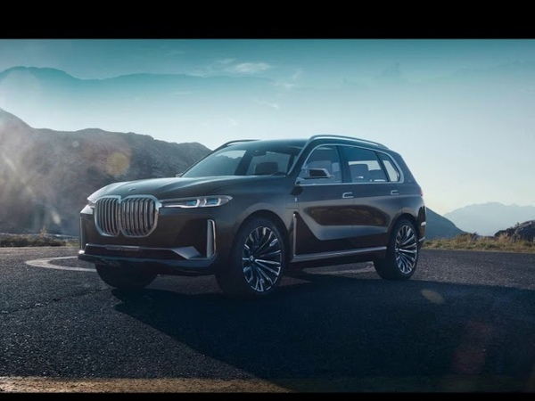 BMW X7 2019 PREMIERE