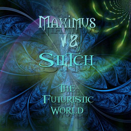 Максим альбом The Futuristic World