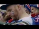 Исландские болельщики. Калинка на фоне вулканов