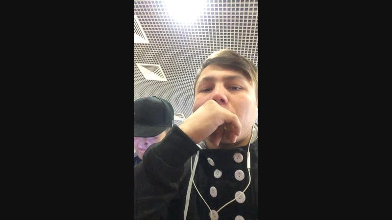 Мухаммед Усаров — Live