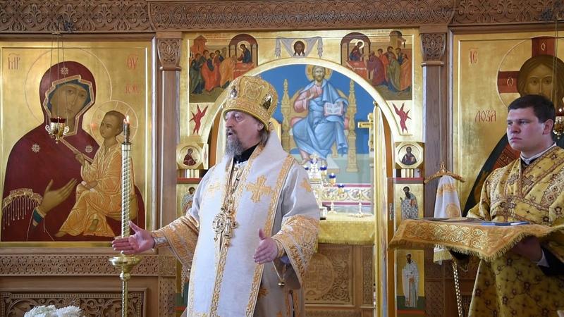 5 летие храма святого великомученика Феодора Стратилата города Старый Оскол