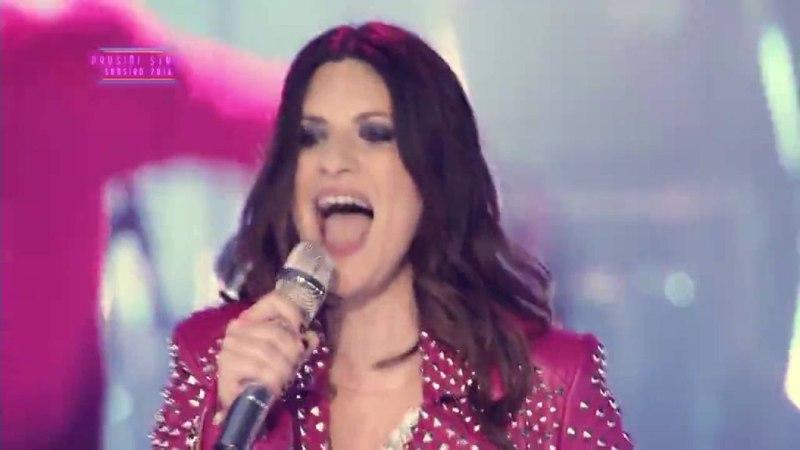 Innamorata Dal concerto San Siro Laura Pausini