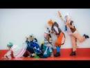 【A3!コスプレ】夏組ですーぱーぬこわーるど【踊ってみた】 sm33124242
