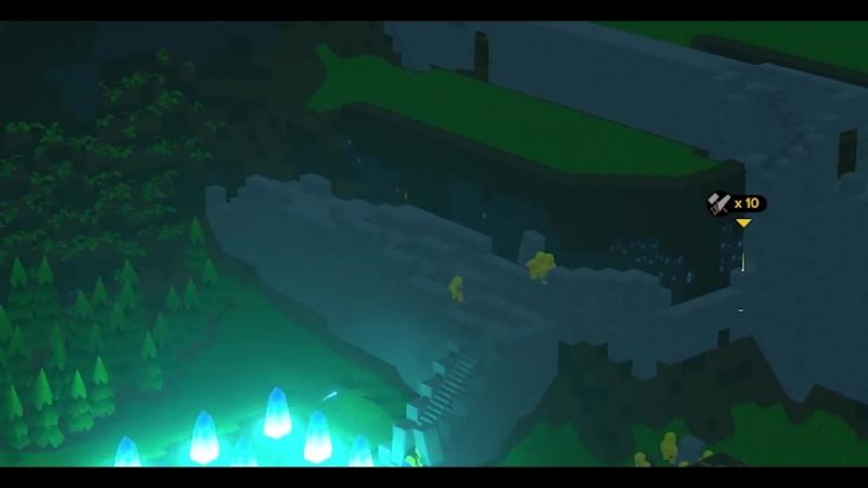 [GanoGaming] Castle Story | Timelapse | Sandbox | Helms Deep