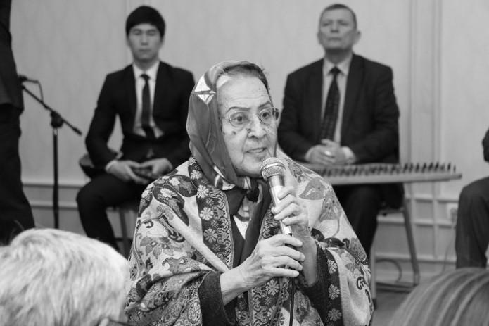 Умерла узбекский литературовед, профессор Суйима Ганиева
