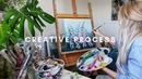 Creative Process ✨The Last Day of Summer
