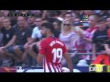 «Атлетико» - «Эйбар». Обзор матча