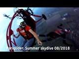 Прыжок с парашютом с параплана IRADIMA