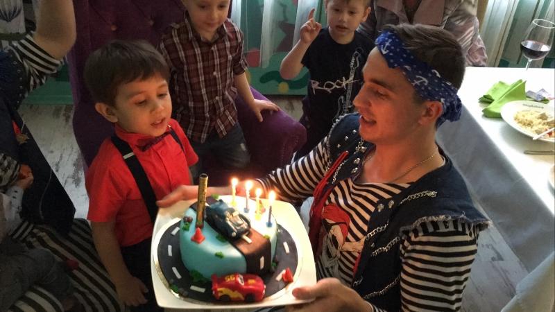 фильм день рождения Эрни 4 года