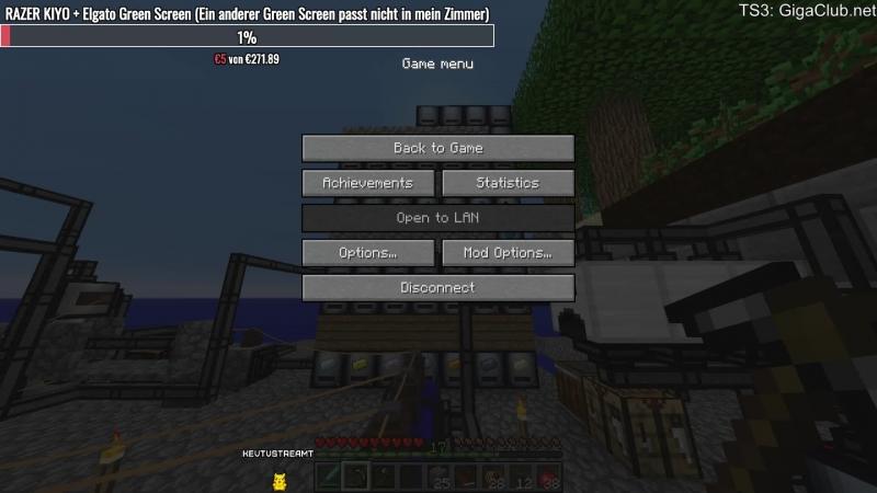 Minecraft FTB Infinity SkyBlock (Ihr könnt mitspielen !mitspielen) | (DeutschHD) | KevTV