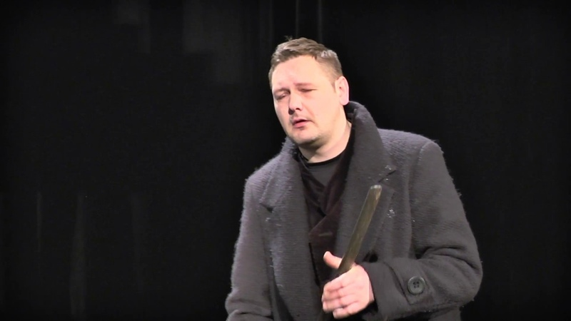 Някрошюс Борис Годунов Литовський театр у Львові 2018р смотреть онлайн без регистрации