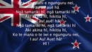 New Zealand National Anthem (Haka Version)