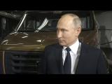 Путин: Не будем препятствовать нашим олимпийцам принимать участие в ОИ 2018