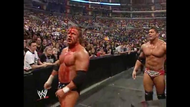 Wrestling Online Batista IWA part3