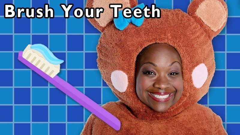 Brush Your Teeth and More | HEALTHY HABITS | Early Education | Baby Songs from Mother Goose Club!