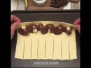 Couronne banane Nutella