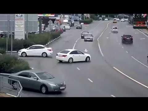How To Not Drive Your Car on Road 2018 ARAÇ KAMERASI KAZA KAYITLARI 24