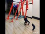 Йога в гамаках🦋🦋🦋 в йога-центре