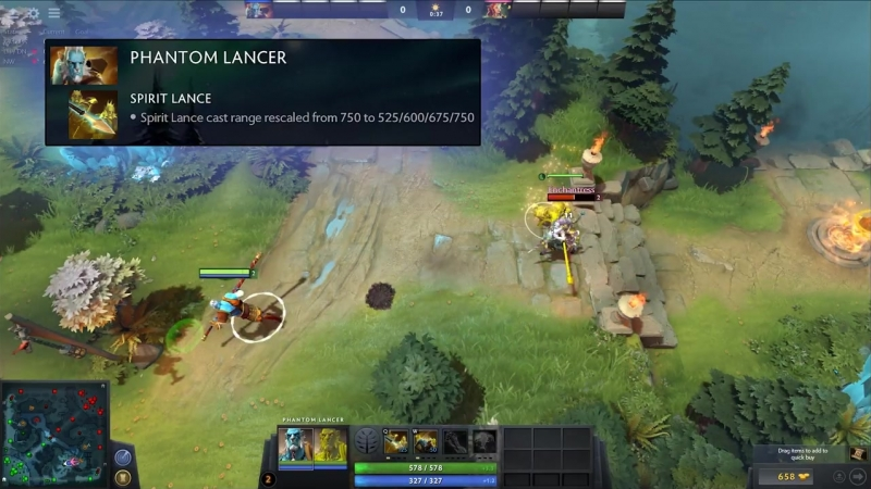 Dota 2 NEW 7.19D PATCH - Main Changes