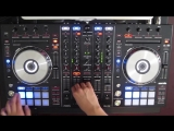 DJ Ravines Christmas Mix 2012 on a Pioneer DDJ-SX (Electro Hardstyle Dubstep Hardcore)
