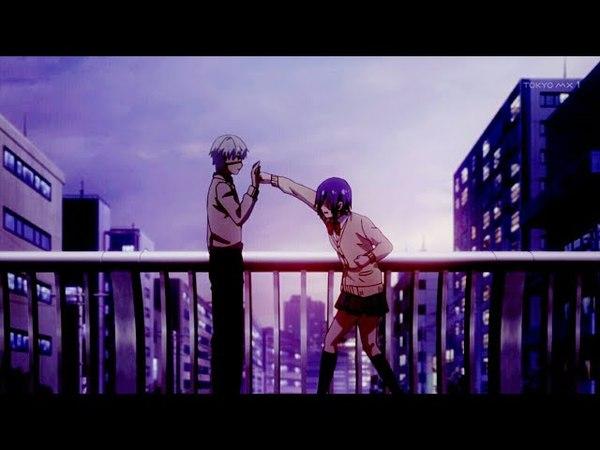 Kaneki and Touka AMV | Be somebody