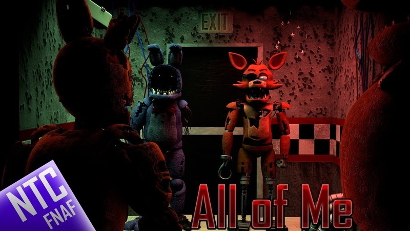 [SFM FNAF] The end of Springtrap - All of Me by Sins Of A Divine Mother