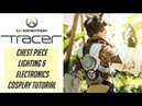 Tracer Cosplay Tutorial - Lights Electronics