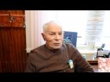 Юрьев Алексей Данилович, 93 года, читает своё стихотворение