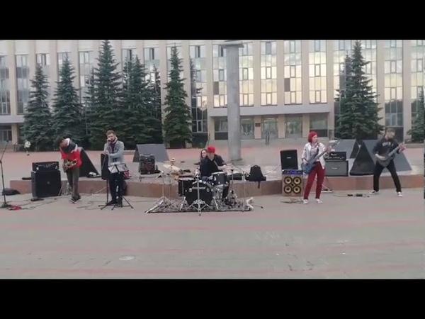 Андромеда - Зверем Бесстрашным (Live 11.06.2018)
