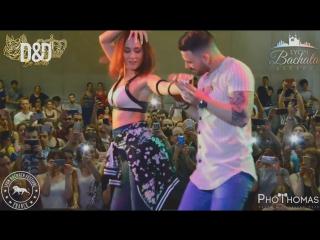 Daniel y Desiree [Cuando Seas Mia] @ Lyon Bachata Festival 2018