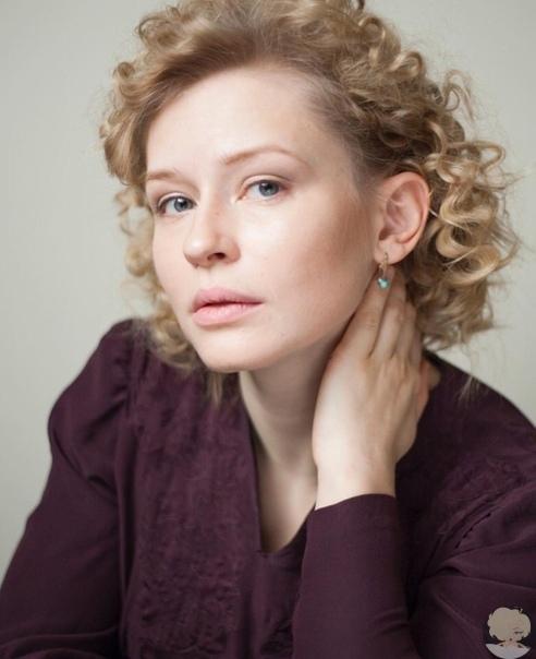 Актриса театра и кино Юлия Пересилид