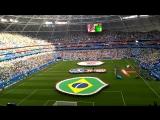 Гимн Бразилии ЧМ 2018 Самара