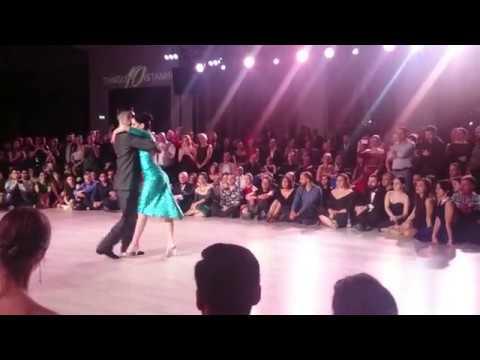 Javier RODRIGUEZ Fatima VITALE. No Me ExtranaPedro Laurenz. 10th Tango to İstanbul. (11.03.2018)