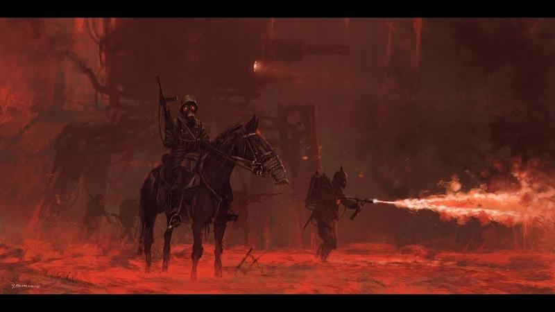 Жестокое побоище , мясной бой Гвардии против Корпус Смерти Крига | В тылу врага Штурм 2 - UMW40k