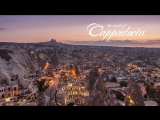 Каппадокия - перекрёсток цивилизаций.